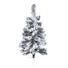 Artificial Snow Flocked Christmas Tree, 2-Feet
