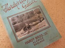 Vintage Hardy Anglers Guide 1952