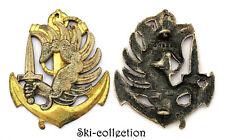 Insigne de béret RPIMa Régiment Parachutistes d'Infanterie de Marine. Drago
