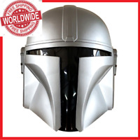 Original Mandalorian Helmet Star Wars Cosplay Props Accessories Hard PVC Unisex