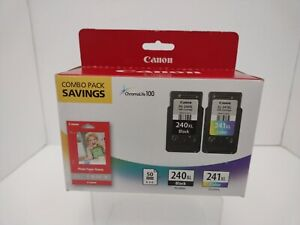 CANON - PG-240XL/CL-241XL/GP-502 2-Pack High-Yield - Black/Color Ink Cartridge