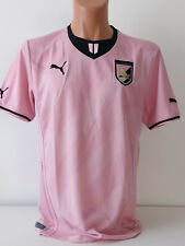 Palermo Pink Sample Jersey Rare Puma Size L with a stain