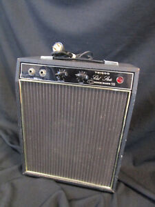 Vintage Teisco 1960s Checkmate Combo Amp 10W