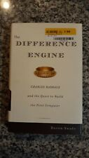 The Difference Engine: Charles Babbage & the Quest to Build the First Computer