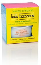 Mixed Chicks Kids Shampoo, Conditioner, and Leave In Conditioner - 3 Pack...