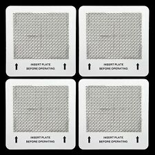 4 Ozone Plates For Alpine Ecoquest Vollara Living Air Purifiers