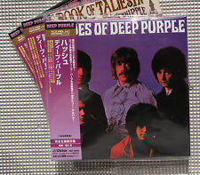 Deep Purple ,  Shades of Deep Purple ( CD Paper Sleeve Japan )