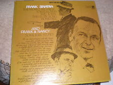 Frank Sinatra/Nancy Sinatra LP The World We Knew/Somethin Stupid SEALED