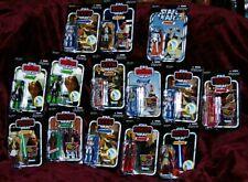 ****Star Wars Vintage Collection Carded Figure Lot #4 MOC****