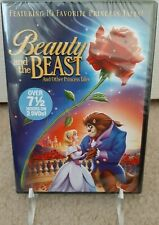 Beauty and the Beast and Other Princess Tales (DVD, 2017, 2-Disc) 10 Tales Total