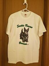 Scottie Rescue T-Shirt Size Large-New