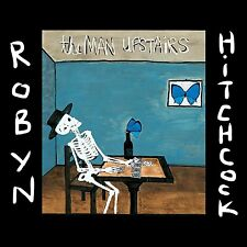 ROBYN HITCHCOCK - THE MAN UPSTAIRS LP Vinyl) sealed
