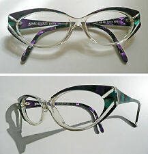 Alain Mikli Paris AM 88 0139 montatura per occhiali vintage frame eyeglasses