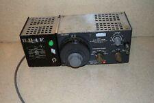 GENERAL RADIO UNIT R-C OSCILLATOR 20 CYCLES 500 KILOCYCLES TYPE NO 1210-C
