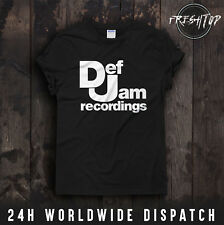 Def Jam Aufnahmen T-Shirt Yeezus Kanye West Hip Hop Rap Urban
