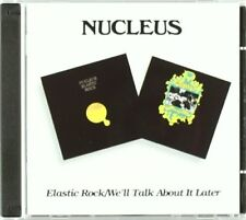 NUCLEUS - ELASTIC ROCK/WE'LL TALK ABOUT IT LATER 2 CD NEUF