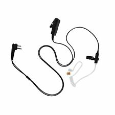 Security Cops Public Safety 2-Way Radio Earpiece with for Motorola CP100 CP200