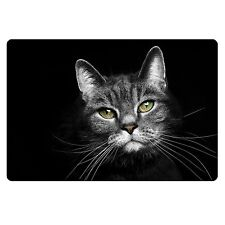 ool Black Doormat Cat Room Entrance Mat Anti-slip Floor Rug Carpet Bathmats