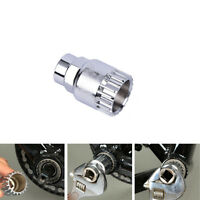Bicycle Bike Crank Extractor Remover Bottom Bracket 20 Teeth Repair Tool F Jj