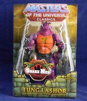 Mattel Masters of the Universe Classics MOTUC Tung Lashor New