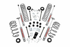 "Rough Country - 641.20 - 3.25"" Lift Kit for Jeep 97-02 Wrangler TJ 4WD"