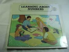Learning About Numbers - AIM Records Q1147C- Sealed New