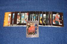 2002 PRESS PASS ECLIPSE NASCAR COMPLETE SOLAR ECLIPSE PARALLEL SET 1-50 (VN12)