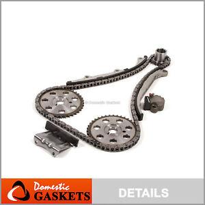 91-98 Saturn SL2 SC2 SW2 C 1.9L DOHC Timing Chain Kit Set VIN 7