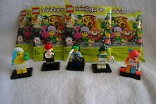 5 LEGO Minifigures Series 19 (71025) FREE & FAST SHIPPING