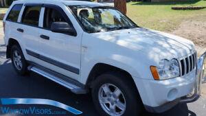 WindowVisors WeatherShields weather shields for Jeep Grand Cherokee 2005-2010 WK