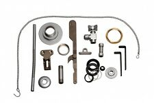 Toilet Part Satin Nickel Brass Part for High Tank | Renovator's Supply