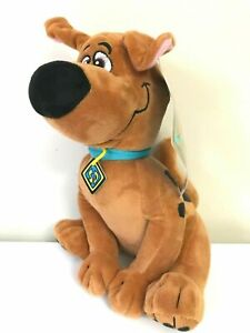 Scoob Plush Toy Brown 10 inches. New. Collectible