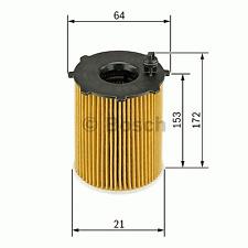Filtro de aceite-Bosch f 026 407 072