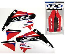 Factory Effex EVO 13 Graphics Forks Honda CR 125 250 02 03 04 05 06 07 08 NEW