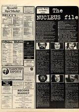 Nucleus Ian Carr Factfinder MM5 1975