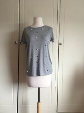 G424 Reserved grey bobble top, new with tags, size XS
