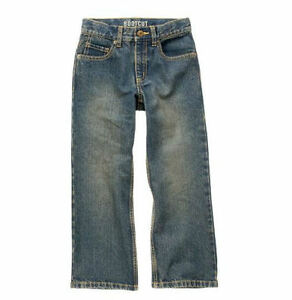 SFK Crazy8 Bootcut Jeans Color: Dirty Wash shirt kids poloshirt