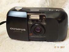 Olympus µ [mju:] -1 35 mm appareil photo compact avec f3.5 Premier objectif-mju j'ai testé