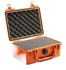 Pelican 1150 Case with Foam for Camera - Orange
