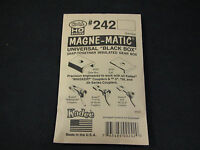 Kadee HO Scale Coupler Draft Gear Boxes - Snap-Together #242 Standard (10pr)