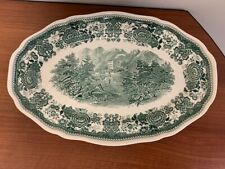Villeroy and Boch Burgenland oval platter mint