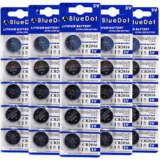 Cr 2016 Lithium button cell circle (25) Qty- Cr2016 Dl2016 Ecr2016 208-208