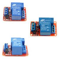5V 12V 24V 30A 1-Channel Relay with Optocoupler H/L Level Triger BBC