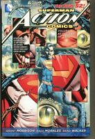 HC Superman Action Comics Volume 3 Three 2013 nm/mint 9.8 1st Hardcover New 52