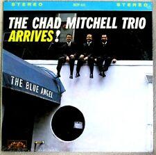 The Chad Mitchell Trio Arrives 1964 Colpix Recs SCP411 FOLK Sealed LP No Cutouts
