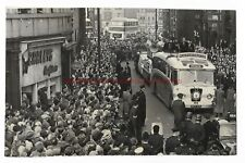 Lancashire Wigan Rugby League Club Procession Real Photo Vintage