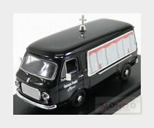 Fiat 238 Van Carro Funebre 1970 Hearse Funeral Car 1970 Black RIO 1:43 RIO4570 M