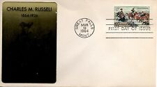 US FDC #1243 Russell, Sarzin (4247)aa