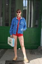 Diesel Industrie Jeans Jeansjacke Jacke Bluejeans Blau 90er True Vintage jacket