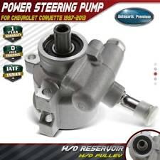 Power Steering Pump for 1997-2013 Chevrolet Corvette C5 C6 5.7L 6.0L 6.2L 7.0L